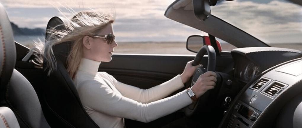 Revisa el interior de tu auto