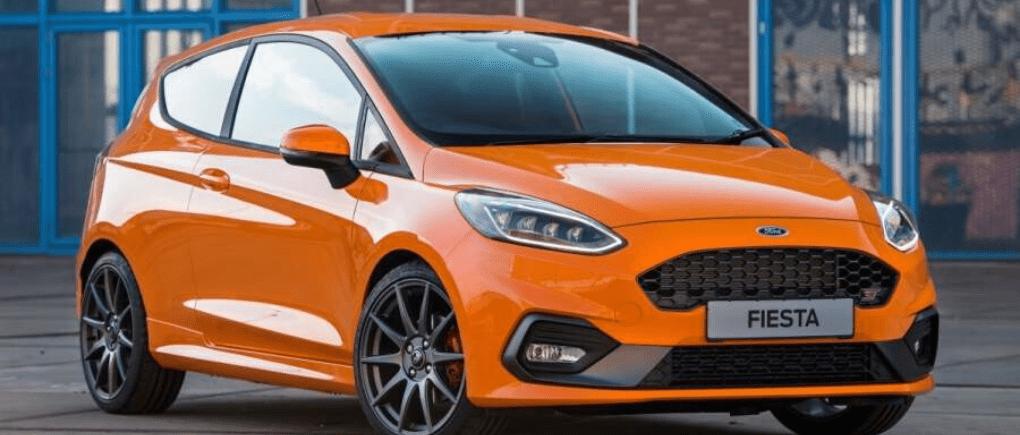 el Ford Fiesta