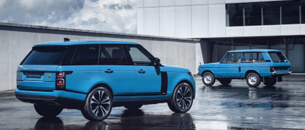 Land Rover una nueva experiencia de conducir