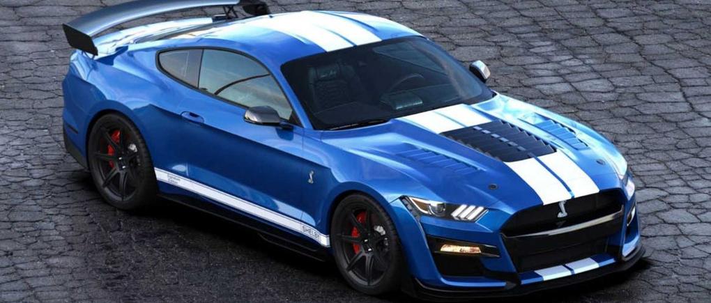 Mustang el coche más rápido de México