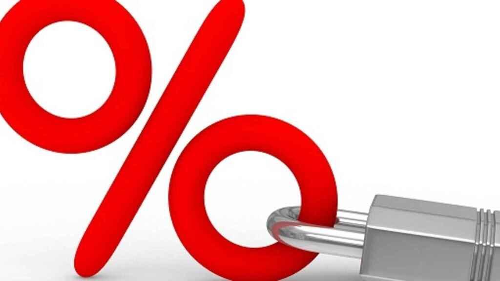 Porcentajes de hipoteca