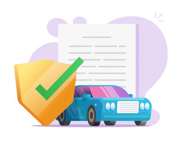 Solicitud de seguro de auto