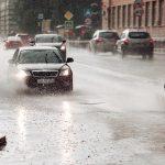 Daños en tu auto por lluvias